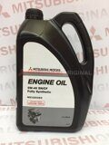 Масло моторное Mitsubishi Engine Oil SAE 5W-40, (4 л)