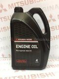 Масло моторное Mitsubishi Engine Oil SAE 0W-30, (4 л)
